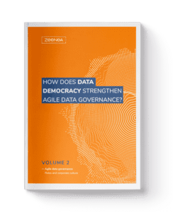 how does data democracy strengthen agile data governance white paper