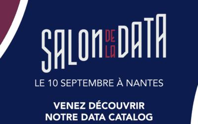 Salon de la Data 2019 : Découvrez le data catalog de Zeenea
