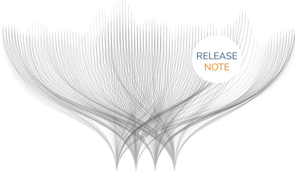 Release note 19.07 : Business terms et connecteurs