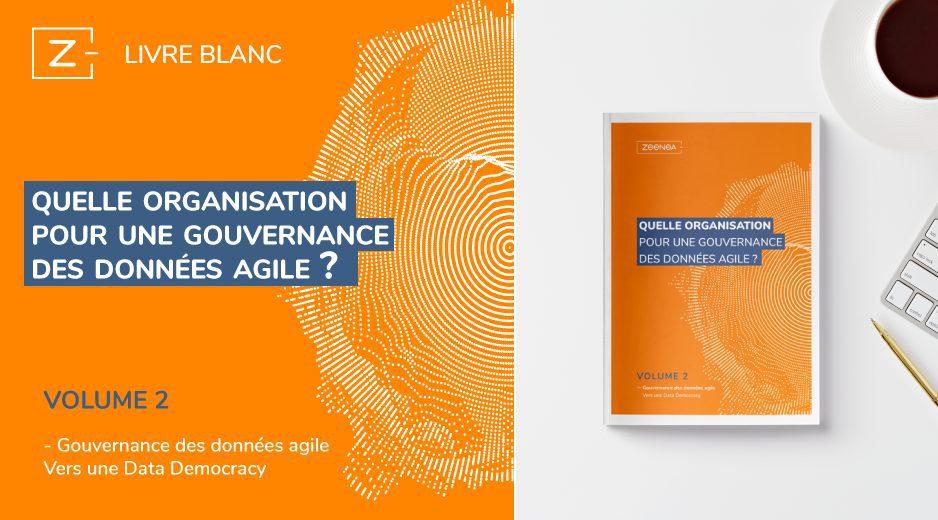 organisation gouvernance des données agile