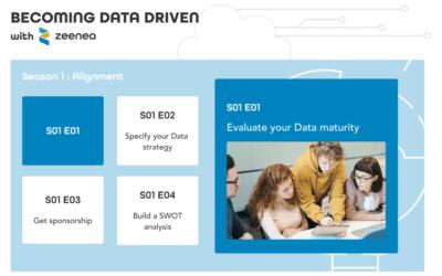 Zeenea Effective Data Governance Framework   S01-E01 – Evaluate your maturity