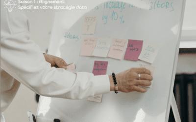 Mettre en place une gouvernance des données efficace avec Zeenea   Épisode 2 – Spécifiez votre stratégie data