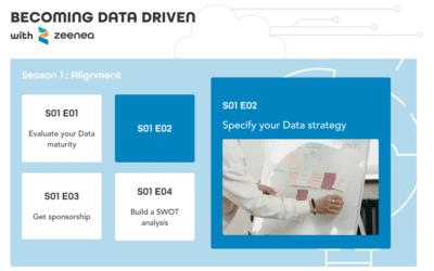 Zeenea Effective Data Governance Framework   S01-E02 – Specify your Data Strategy