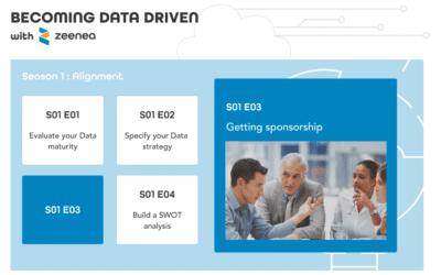 Zeenea Effective Data Governance Framework   S01-E03 – Getting sponsorship