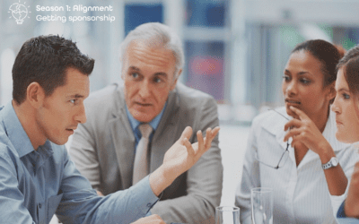 Zeenea Effective Data Governance Framework | S01-E03 – Getting sponsorship