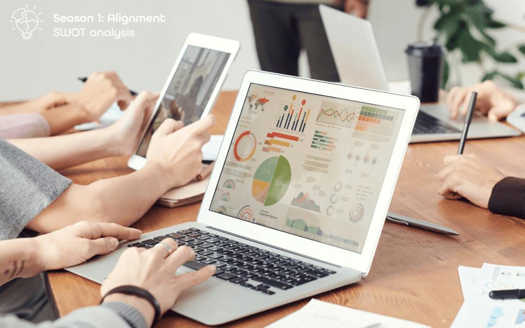 Zeenea Effective Data Governance Framework | S01-E04 – SWOT Analysis