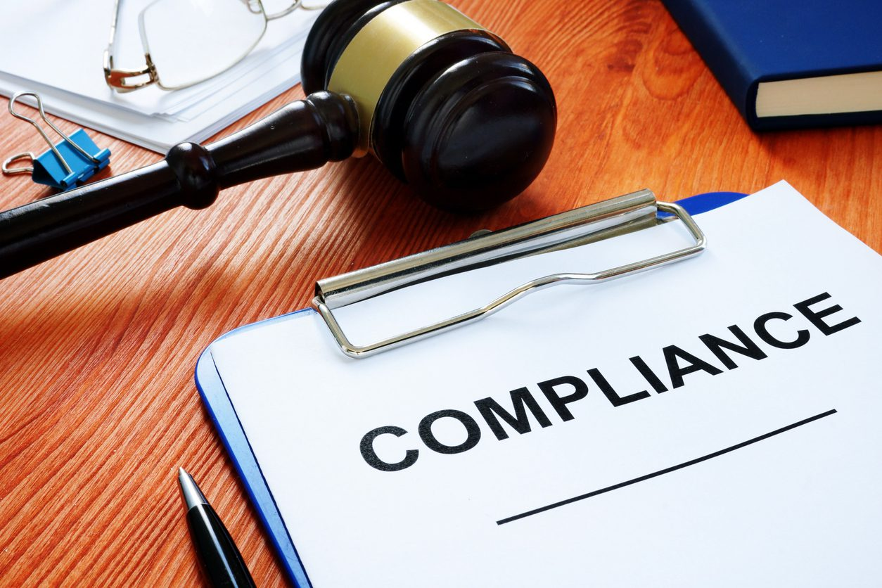 a data catalog is not a compliance solution