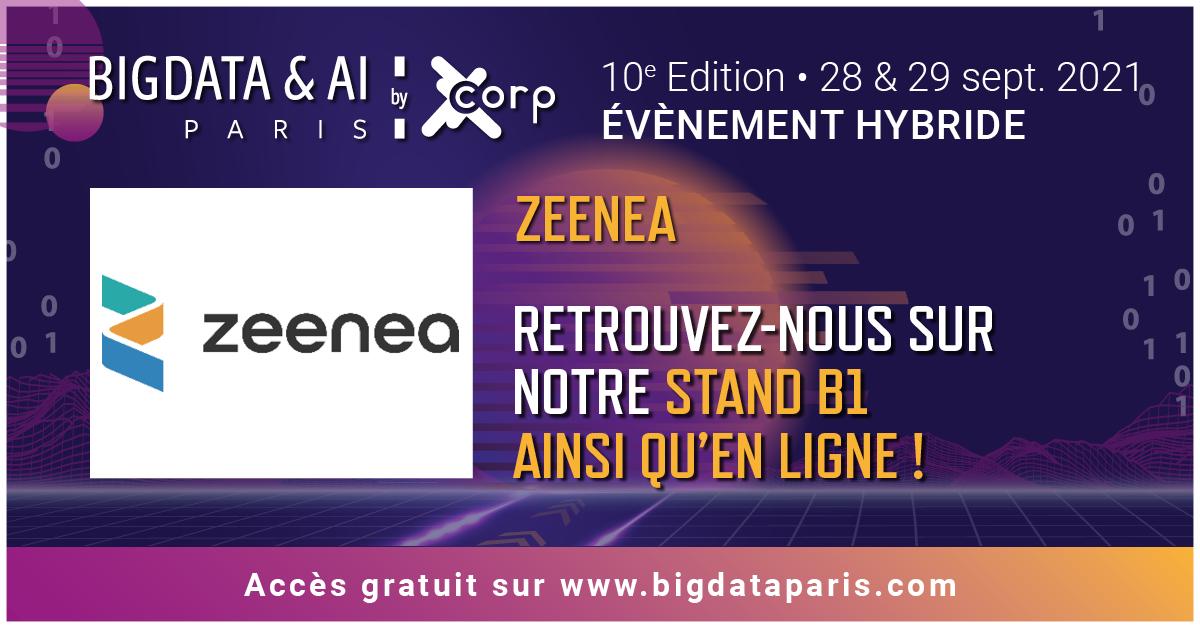 10ème édition du Big Data & AI Paris