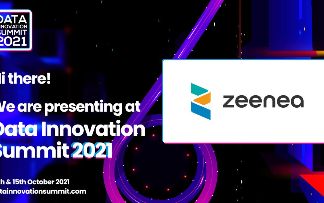 Join Zeenea at the Data Innovation Summit in Stockholm !