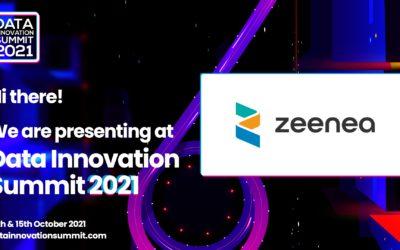 Join Zeenea at the Data Innovation Summit in Stockholm!