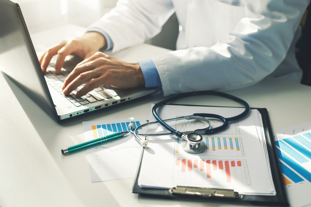 data in the healthcare industry
