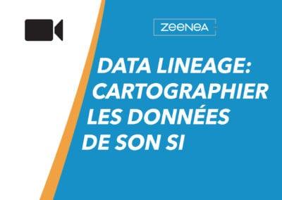 Data lineage: Cartographier les données de son SI