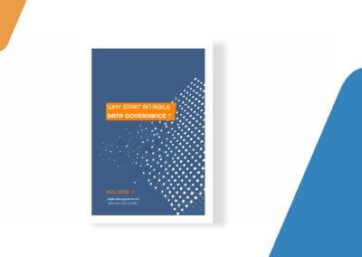 Why start an agile data governance?