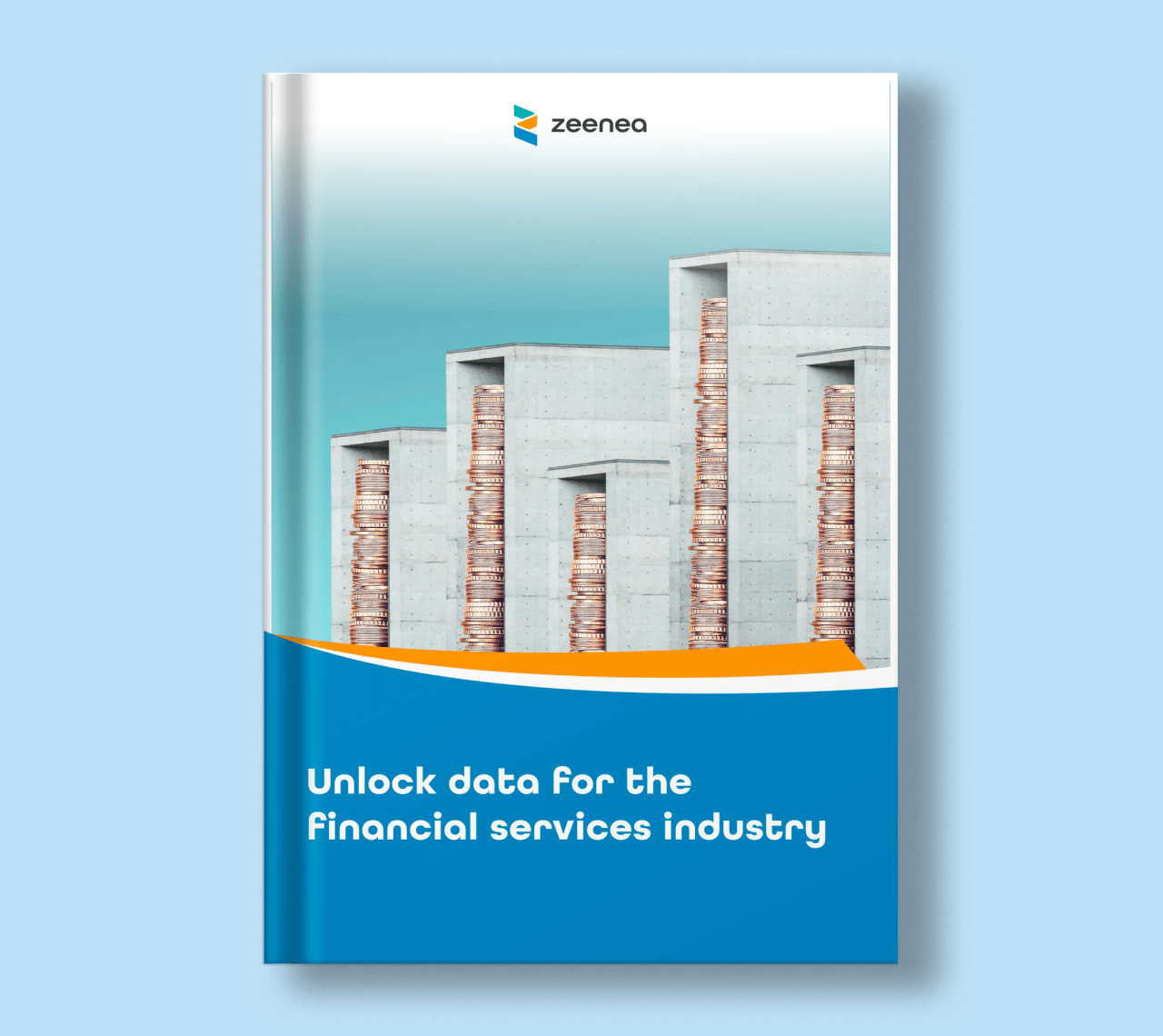Cover White Paper Unlock data for the financial services industry