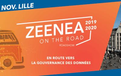 """""""Zeenea on the Road"""" : en route vers la gouvernance des données à Lille"""