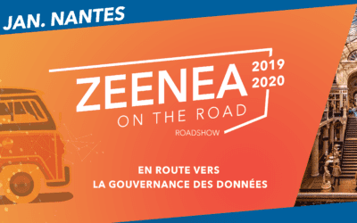 """""""Zeenea on the Road"""" : en route vers la gouvernance des données à Nantes"""