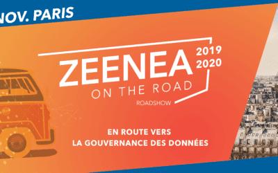 """""""Zeenea On The Road"""" : en route vers la gouvernance des données à Paris !"""