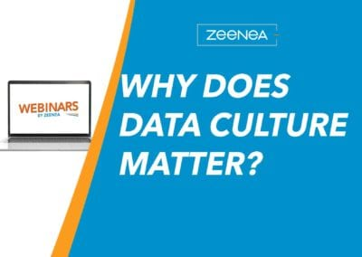 Why does data culture matter?