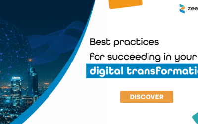 Best practices for succeeding your digital transformation