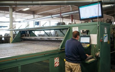 How has data impacted the manufacturing industry?
