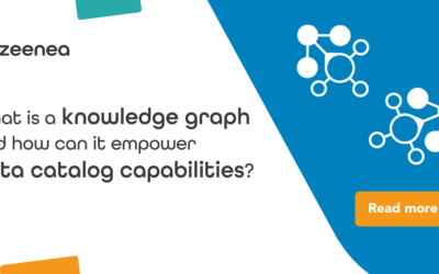 What is a knowledge graph and how can it empower data catalog capabilities?