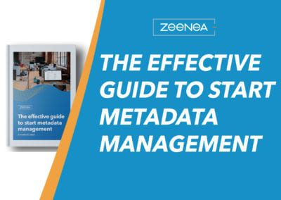 The effective guide to start metadata management